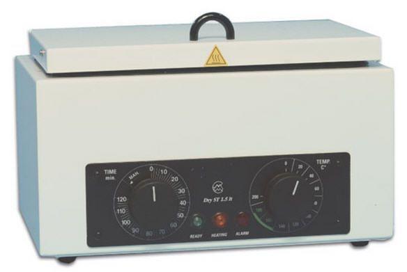 Dental sterilizer / hot air / bench-top 1,5 L   751/00 CARLO DE GIORGI SRL