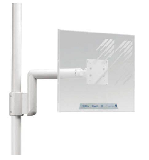 Dental monitor support arm 87030000/NC CARLO DE GIORGI SRL