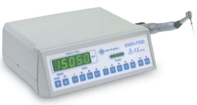 Endodontic micromotor control unit / complete set / with handpiece ENDO-PHYSIO CARLO DE GIORGI SRL