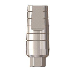 Straight implant abutment / titanium ø 4.4 mm | CO-811x series Cortex-Dental Implants Industries Ltd.