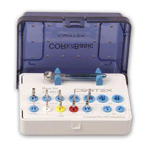 Dental surgery instrument kit / for implantology Corkit Basic Cortex-Dental Implants Industries Ltd.