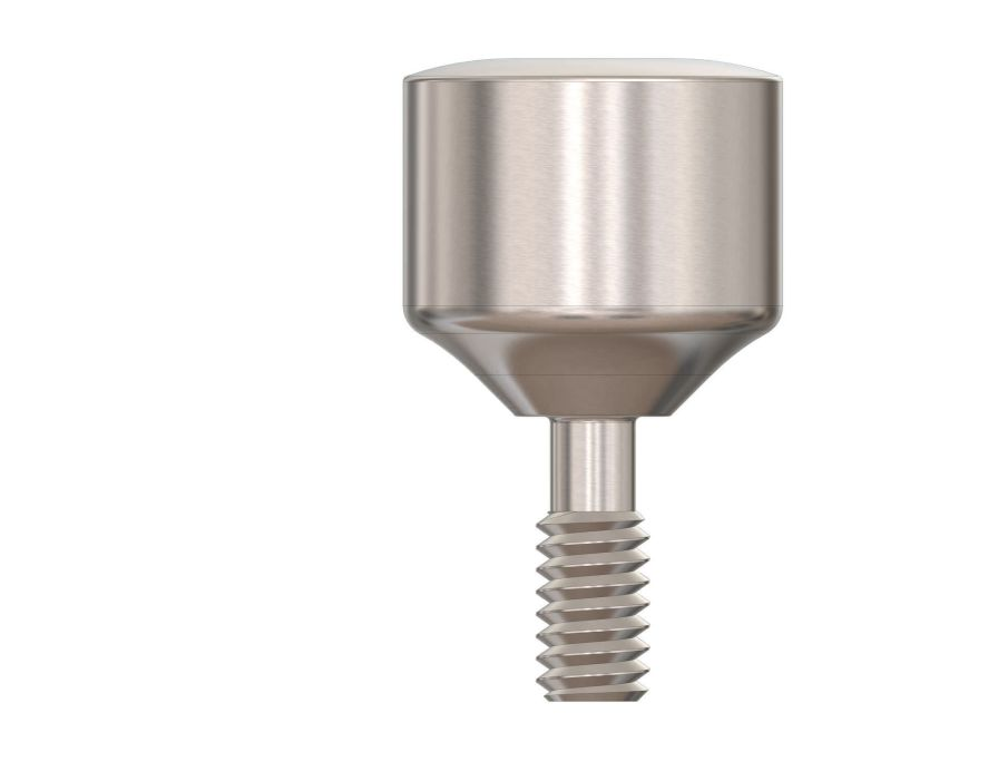 Titanium healing abutment ø 3.8 - 6 mm| CO-810x series Cortex-Dental Implants Industries Ltd.