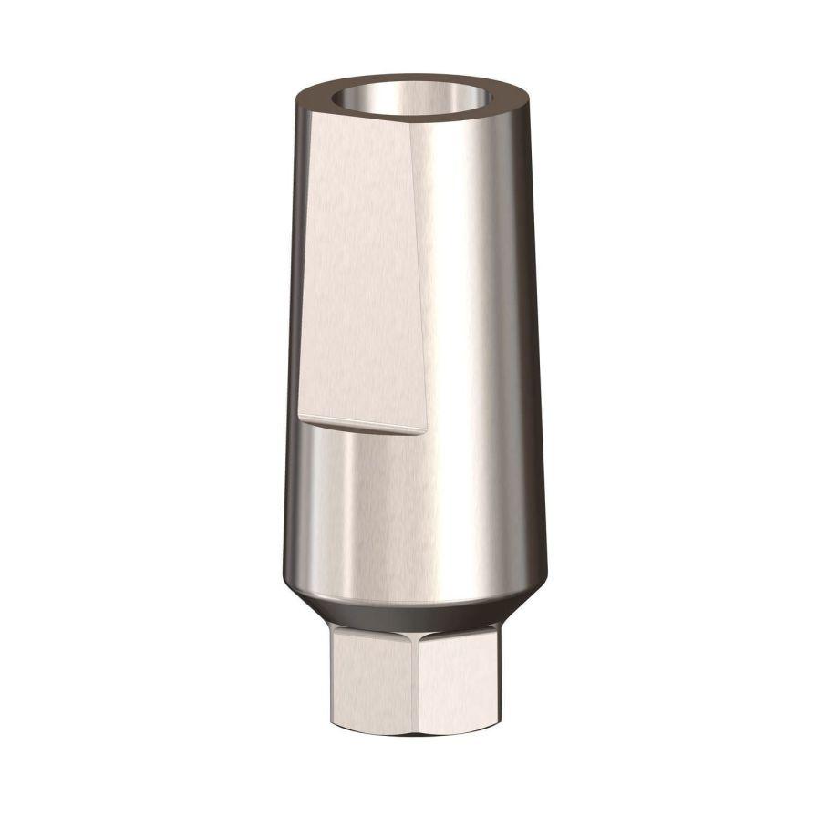 Straight implant abutment / titanium ø 3.8 mm | CO-8028, CO-8029, CO-8031 Cortex-Dental Implants Industries Ltd.