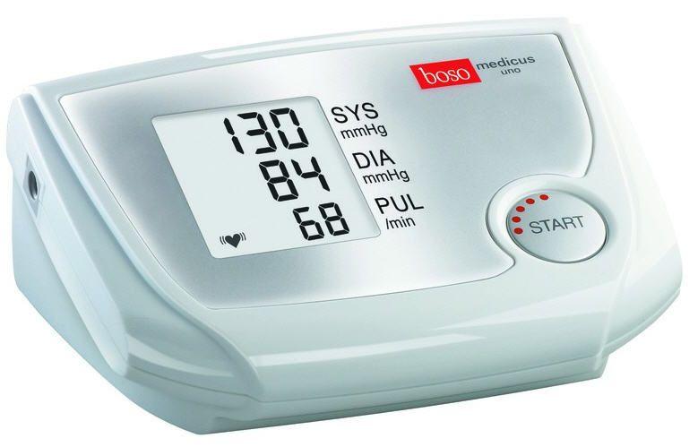 Automatic blood pressure monitor / electronic / arm boso medicus uno Boso, Bosch + Sohn