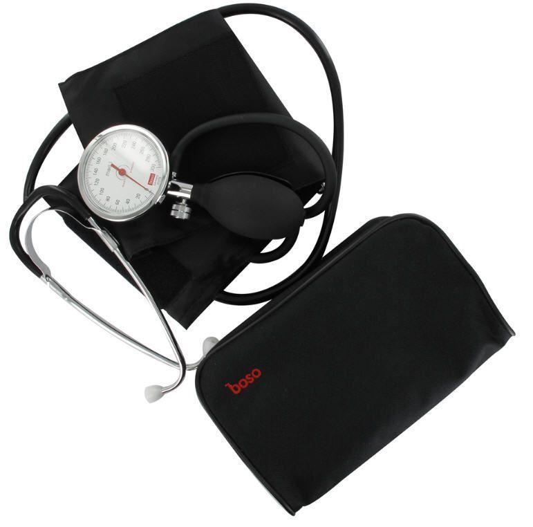 Hand-held sphygmomanometer boso med I Boso, Bosch + Sohn