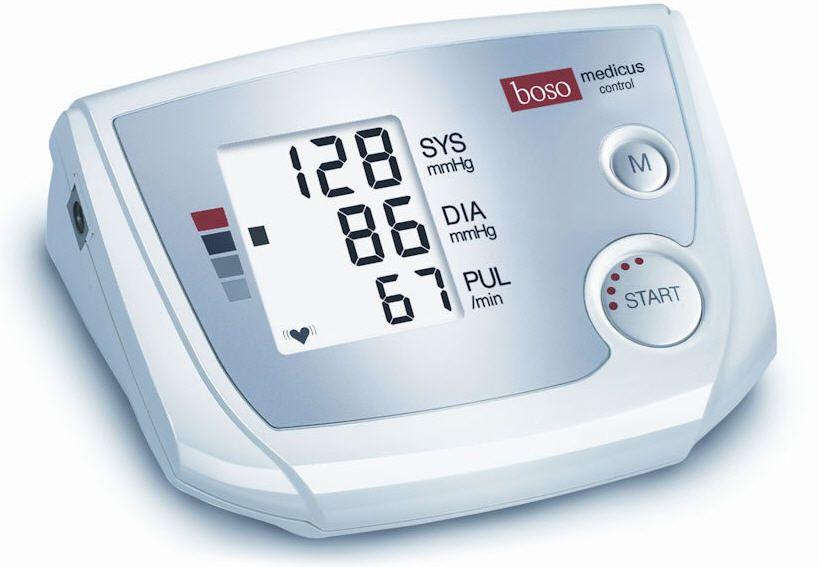 Automatic blood pressure monitor / electronic / arm boso medicus control Boso, Bosch + Sohn