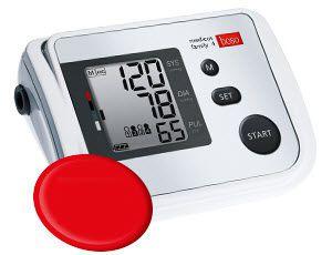 Automatic blood pressure monitor / electronic / arm boso medicus family 4 Boso, Bosch + Sohn