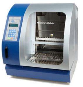 DNA and RNA preparation workstation / automated / 1-station AB LIBRARY BUILDER™ Applied Biosystems
