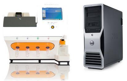 DNA sequencer / laboratory PGM™ SYSTEM Applied Biosystems