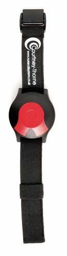 Wristband alert system / panic button CT-WNP Courtney Thorne