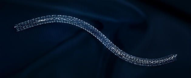 Peripheral stent / nitinol / self-expanding SilkenFlex™ Clearstream Technologies Ltd