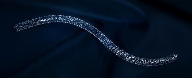 Peripheral stent / nitinol / self-expanding SilkenFlex™ Iliac Clearstream Technologies Ltd