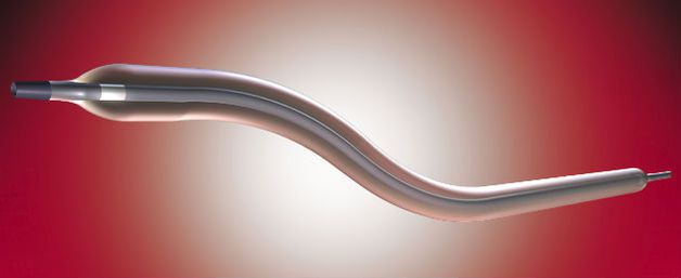 Occlusion catheter / balloon / single-lumen ReeKross™ Clearstream Technologies Ltd