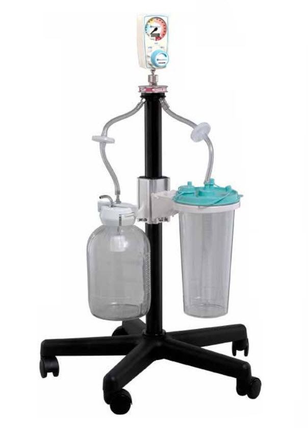 Surgical suction trolley Suction Trolley Beacon Medaes