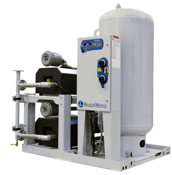 Medical vacuum system VAM Beacon Medaes