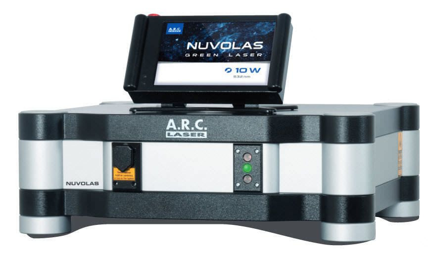 Dermatological laser / solid-state / tabletop 10 W | NUVOLAS A.R.C. Laser