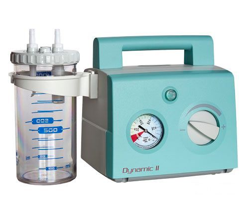Electric surgical suction pump / handheld Dynamic II CHEIRON