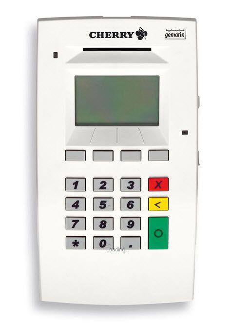 Insurance card reader health / USB BCS TERMINAL ST-1503 CHERRY