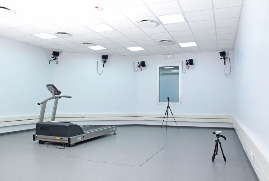 Gait functional capacity evaluation system GAITLAB BTS S.p.A