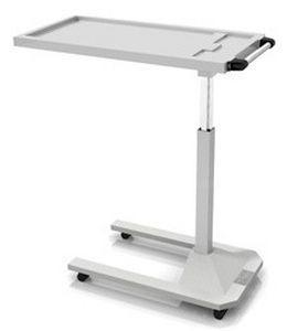 Height-adjustable overbed table Servo Bionic Medizintechnik