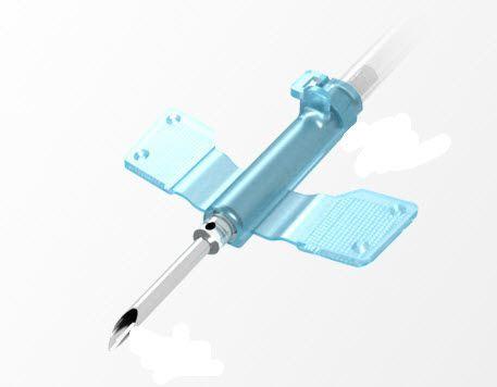 Fistula needle SysLoc Bionic Medizintechnik