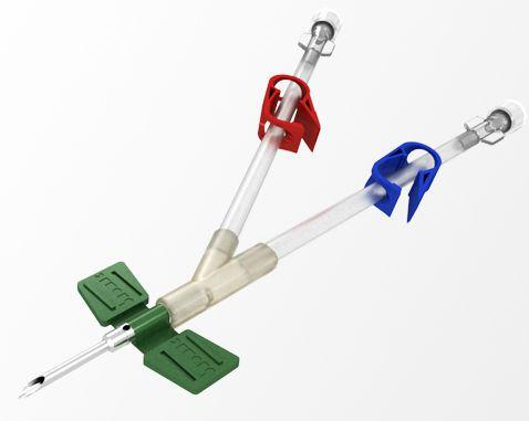 Fistula needle Bionic Medizintechnik