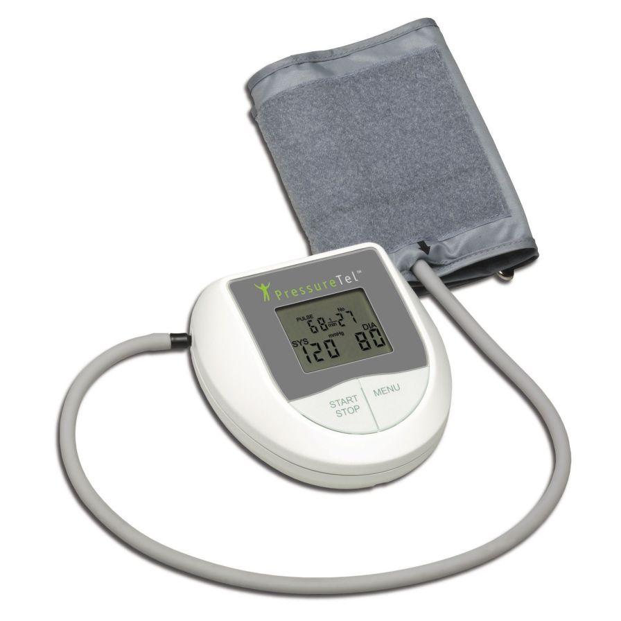 Automatic blood pressure monitor / electronic / arm / wireless PressureTel BodyTel Europe