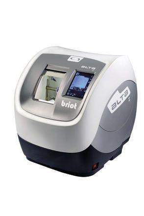 Optical lens drill (optical lens processing) / optical lens polisher / optical lens groover / optical lens edger ALTA Z Briot USA