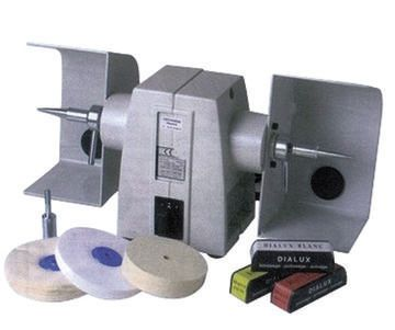Optical lens polisher (optical lens processing) / manual Polisher Briot USA