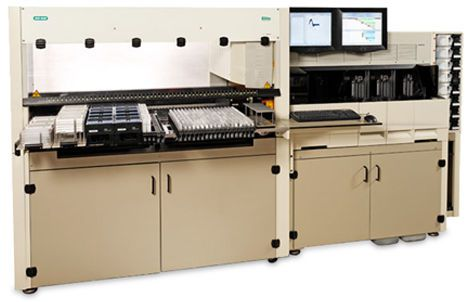 Laboratory liquid handling robotic workstation Elite™ Bio-Rad