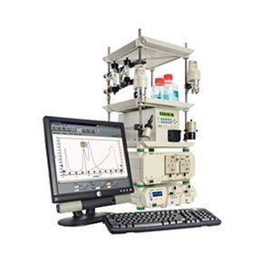 Medium-pressure liquid phase chromatography system BioLogic DuoFlow 40 Bio-Rad