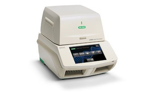 Gradient thermal cycler / real-time CFX96 Touch™ Bio-Rad