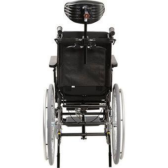 Passive wheelchair / with headrest Netti 4U Comfort CE PLUS Alu Rehab