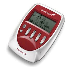 Electro-stimulator (physiotherapy) / hand-held / NMES / TENS 531 Programs   Physio 5 CefarCompex