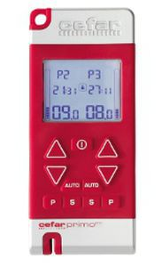Electro-stimulator (physiotherapy) / hand-held / TENS / 2-channel CEFAR PRIMO PRO CefarCompex