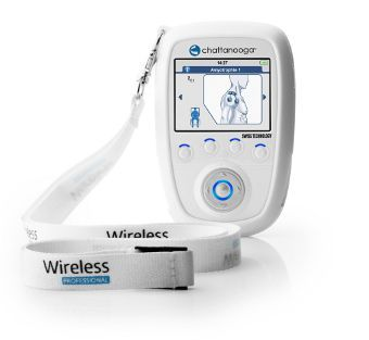 Electro-stimulator (physiotherapy) / hand-held / NMES / TENS 71 Programs   Wireless Pro CefarCompex