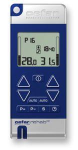 Electro-stimulator (physiotherapy) / hand-held / 2-channel CEFAR REHAB X2 CefarCompex