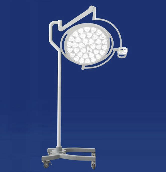LED surgical light / with control panel / 1-arm LEDTECH Bowin Medical