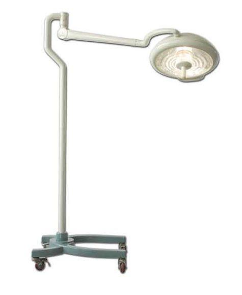 Halogen surgical light / mobile / 1-arm REFTECH6000M Bowin Medical