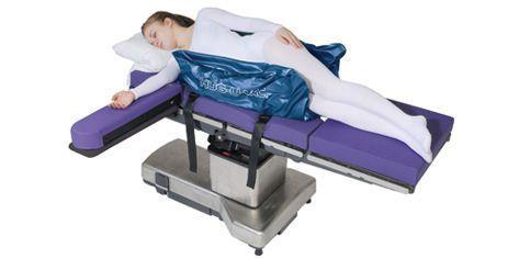 Surgical cushion / ventral Allen® Hug-u-Vac® Allen Medical Systems