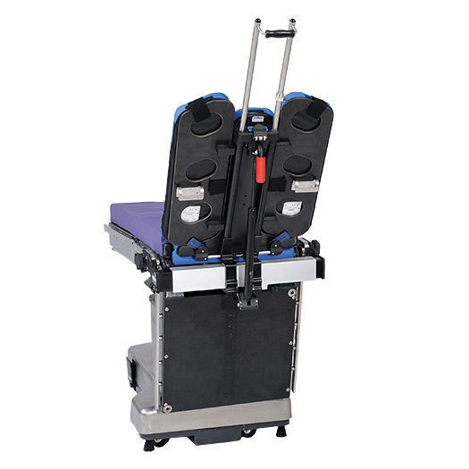Back plate operating table Allen® Lift-Assist® Allen Medical Systems