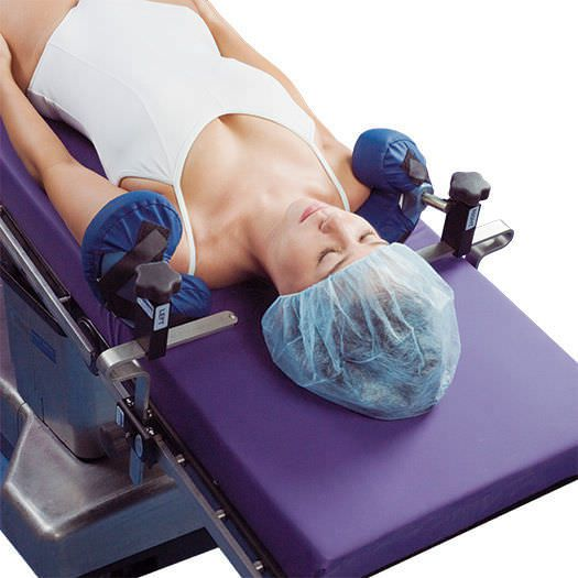 Shoulder support support / operating table Allen Medical Systems