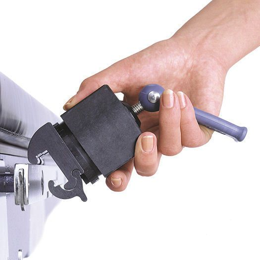 Operating table clamp Easy Lock™ Allen Medical Systems