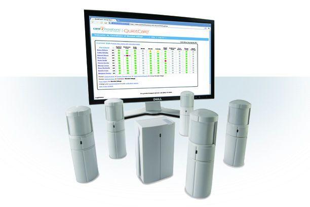 Home alert system QuietCare® Care Innovations