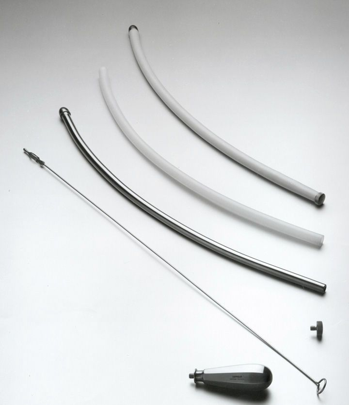 Tunneling device vascular Zeppelin™ Adeor