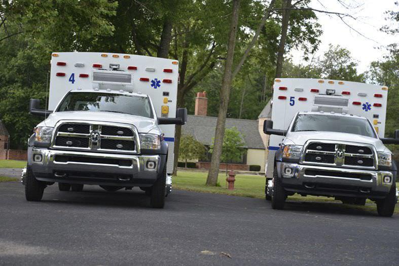 Emergency medical ambulance / box Liberty Braun Industries, Inc.