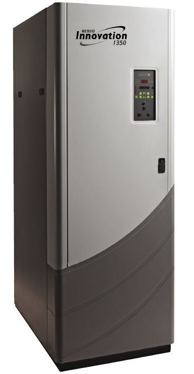 Hot water boiler / gas-fired / for healthcare facilities Innovation 1350 AERCO International