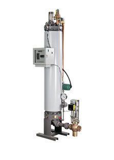 Steam boiler / for healthcare facilities #SWDW24 AERCO International