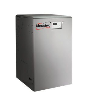 Hot water boiler / gas-fired / for healthcare facilities Modulex AERCO International