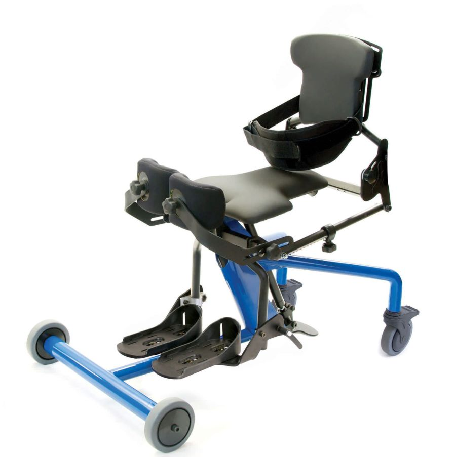 Stand-up medical chair / on casters / electrical / pediatric Bantam™ Altimate Medical